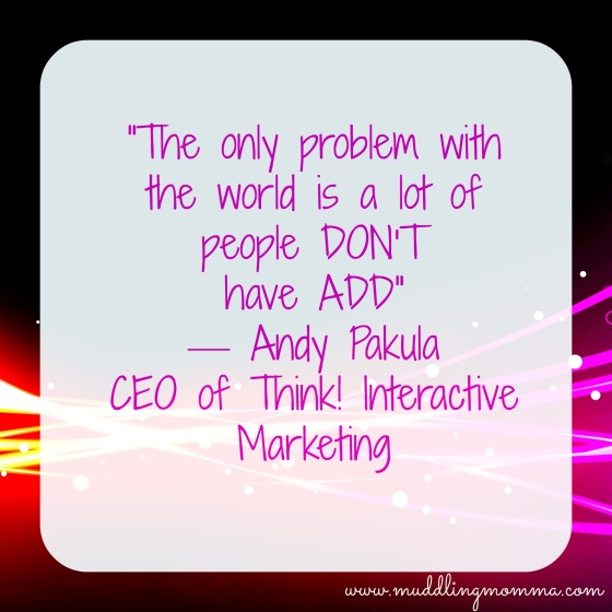 adhd quote