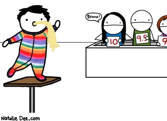 vomit-olympics
